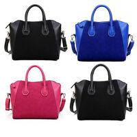 Women Lady Leather Shoulder Bag Tote Purse Handbag Messenger Cross Body Satchel