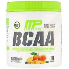 Essentials, BCAA, Orange Mango, 0.52 lb (237 g)