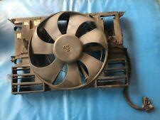 Rover 75 // MG ZT 1.8/KV6 Radiator Fan Motor + Housing (Part #: PGK000170)