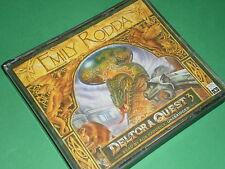 DELTORA QUEST 3: CITY OF RATS - AUDIO CD SET  NEW  - RARE!