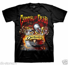 OBITUARY - CARNIVAL OF DEATH T-SHIRT XL