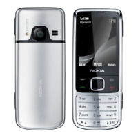 New Condition Nokia 6700 Classic GSM 3G GPS Mobile Phones Unlocked 5MP-*SILVER*