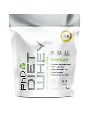 PhD Nutrition Diet Whey Protein Powder - 2kg