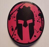 "2.5/"" Spartan Sprint Red Water Resistant Vinyl Sticker Decal Aroo Super Beast"