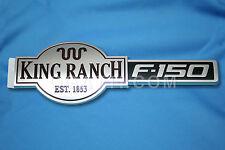 """F-150 KING RANCH"" BRAND NEW OEM EMBLEM FOR FENDER F-150 2009-2012# 9L3Z-16720-J"
