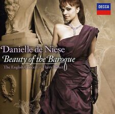 Beauty Of Baroque - Danielle De Niese (2011, CD NEUF)