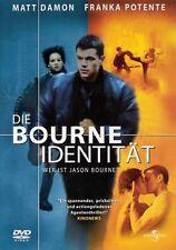 Die Bourne Identität (Matt Damon) # DVD-NEU