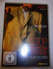 Talking Heads - Stop Making Sense DVD Konzert Musikfilm