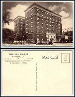 WASHINGTON DC Postcard - The Lee House Hotel M30