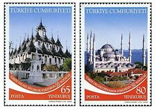 TURKEY 2008, 50th ANN. OF DIPLOMATIC RELATIONS BETWEEN TURKEY AND THAILAND, MNH