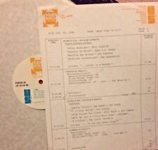 RADIO SHOW: 10/20/86 TIME! ERIC CLAPTON, CAT STEVENS, BILL HALEY, CCR, CHICAGO