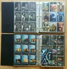 X FILES TRADING CARDS AND BINDERS SEASONS 1 TO 8 PLUS MANY MORE SEE DESCRIPTION