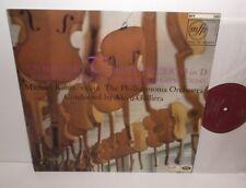 EMI MFP 2002 Tchaikovsky Violin Concerto Michael Rabin Philharmonia Orc Galliera