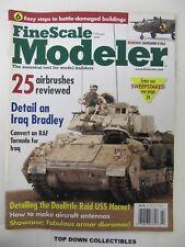 Fine Scale Modeler Magazine February 2004 Detailing Doolittle Raid Uss Hornet