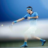 Nike Roger Federer Advantage Premier Polo shirt adult XS - Summer 2017 ONE ONLY