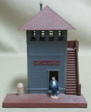 Bachmann Plasticville Switch Tower HO Scale