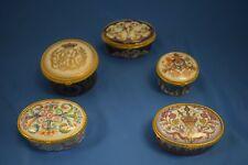 The Royal Collection Enamel Box - Lot