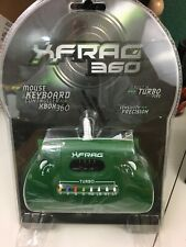 XFRAG 360 Mouse & Keyboard Controller For XBOX 360 Gaming Converter FPS Keying