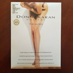 Donna Karan Sheer To Waist 7 Denier A24 The Nudes Pantyhose In Tone B02 Medium