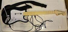 Xbox 360 Harmonix Wired Guitar Hero Controller #822152 Fender Stratocaster Strap