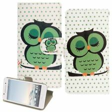 Owl Mobile Phone Wallet Cases for Universal