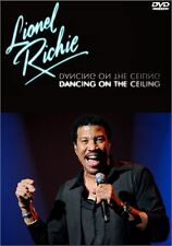 LIONEL RICHIE - DANCING ON THE CEILING -  BBC DOCUMENTARY DVD commodores soul