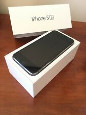 APPLE iphone 5S Space Grey Teen Child School Spare Collector Unlocked Phone 16g