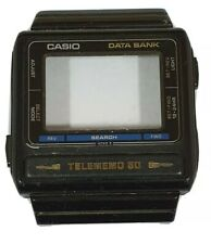 CASE CASIO DATA BANK TELEMEMO 50-CAJA CASIO TELEMEMO 50 DATABANK CASIO WATCH