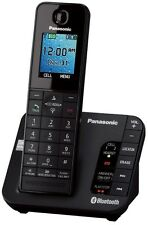Panasonic KX-TGH260B DECT 6.0 Plus Bluetooth Cordless Phone System w/ Color LCD