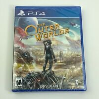 THE OUTER WORLDS Brand New PS4 Game Sony PlayStation 4 2019 USA Release Obsidian