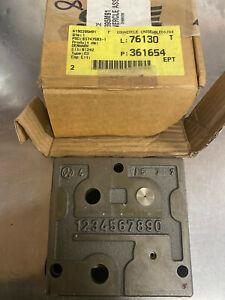 Fermec Terex 700/800/900 Backhoe Cover Assembly 6190395M91 New Old Stock