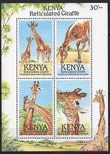 F110 - Kenya - WWF/Animals/Fauna/Nature - MNH**