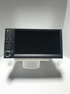 2019 Nissan Sentra 2591A5UD0A Radio Display And Receiver  1274349