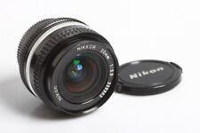Nikon 3,5/20 Nikkor Ai-S