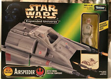SW Expanded Universe Airspeeder w/figure (NEW) **Brand New and Unopened**