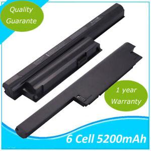Batterie pour VGP-BPS26 VGP-BPS26A VAIO VPC-EG27FA/W VPC-EL36FJ/W Laptop