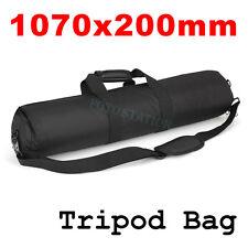 "1070 x 200mm Camera Tripod Bag Light Stand Case 42"" Fits Gitzo Velbon Manfrotto"