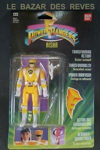 BANDAI. POWER RANGERS.  AISHA.  1993.