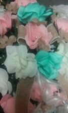 20 Pc Bellini Mint  Chanpagne &   Burlap Sale! Bouquets, bout and corsages