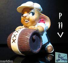 New Pendelfin Cooper zymologist brewmaster figurine rabbit Bunny w/ Box