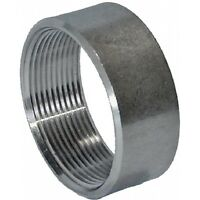 "2/"" BSP Full Socket Stainless Steel 316L Female 150lb"