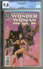 WONDER WOMAN #140 CGC 9.8 WHITE PAGES