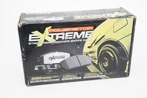 Brake Pads Power Stop Z26-1609 Brake Pads Extreme Street Performance w/ Hardware