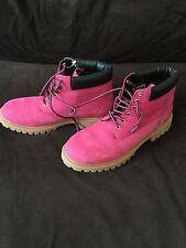 Fashion Woman's Pink Hiking Boots7,5