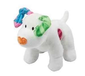 The Snowdog Soft Plush Dog Bean Toy 17cm Raymond Briggs Snowman Christmas Gift