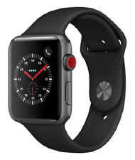 Apple Watch Series 3 GPS/Cellular 42mm Space Gray Aluminum Model A1861