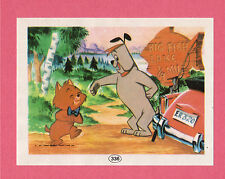 Ruff & Reddy 1971 Hanna Barbera Cartoon Spanish Card #336