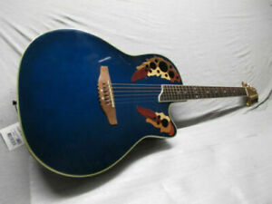 OVATION ELECTRO ACOUSTIC GUITAR
