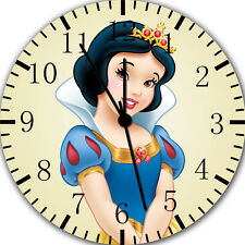 """Snow White wall Clock 10"""" will be nice Gift and Room wall Decor E119"""