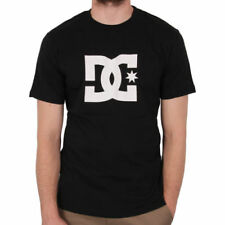 Camisetas de hombre negro DC Shoes color principal negro